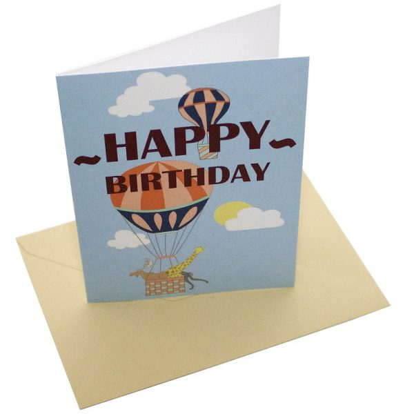 childrens birthday greetings card